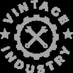 Vintage industry Logo