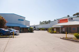Business industrial estate