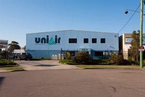 Uni IR building